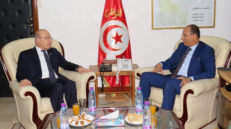 سفير تركيا