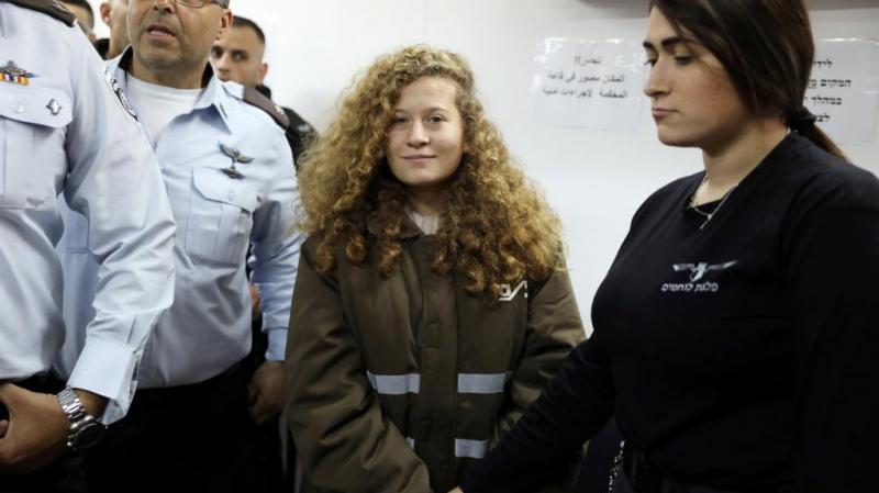 بعد صدور الحكم ضدّها: أيقونة المقاومة تصرخ لا عدالة تحت الاحتلال