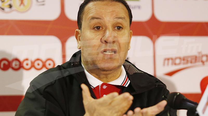 مدرب المنتخب : بن علوان والخاوي والسخيري ضمن التشكيلة أمام إيران