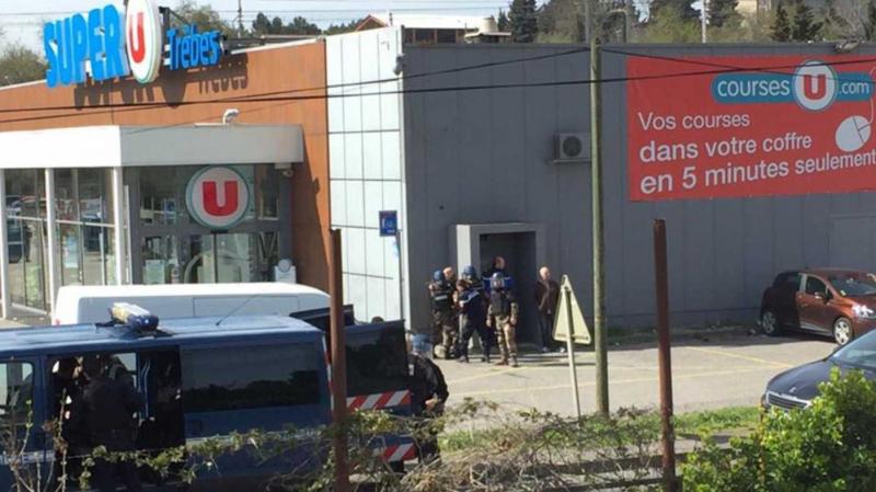 بينهم منفذ العملية: مقتل 4 أشخاص في احتجاز رهائن جنوب بفرنسا