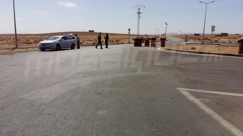 المكنين: القبض على عصابة اعتدت بالعنف على دورية أمنية