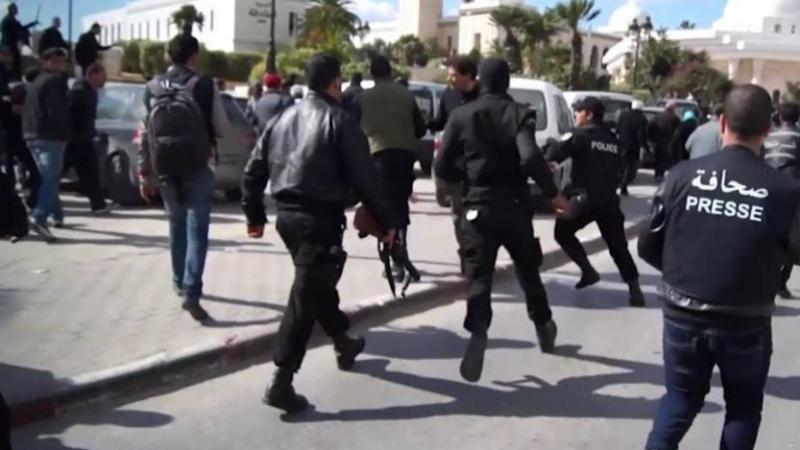"""Résultat de recherche d'images pour """"الاِعتداءات على الصّحفيين خلال شهر مارس 2019"""""""