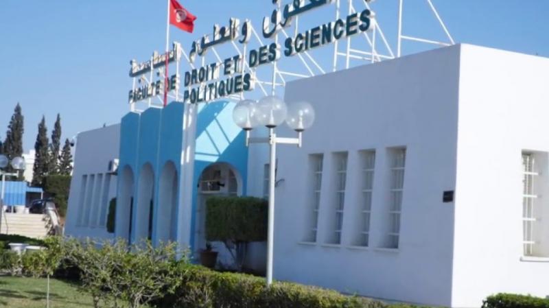 غلق كلية الحقوق بسوسة بسبب مناوشات بين النقابات: ممثل الطلبة ينفي
