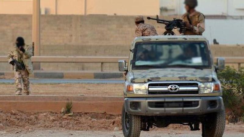 تفاصيل وفاة قائد عسكري في انقلاب سيارة لسرايا نالوت خلال عملية مطاردة