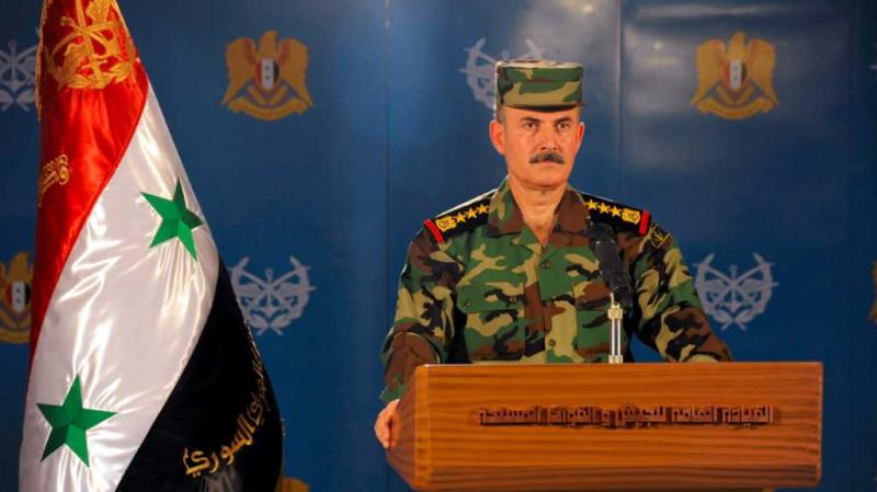 قيادة الجيش السوري