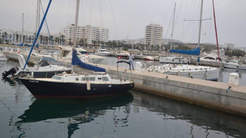 بينهم تكفيري : ضبط 3 أشخاص بصدد التسلل إلى الميناء الترفيهي ببنزرت
