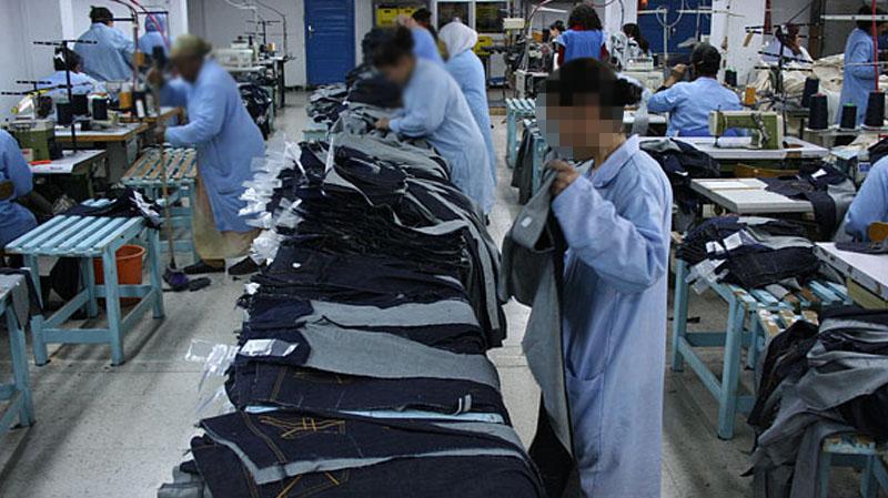 قرمبالية: افتتاح مصنع نسيج