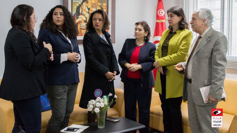 العفو الدولية تسلم هيئة الحقيقة والكرامة كل أرشيفها المتعلق بتونس