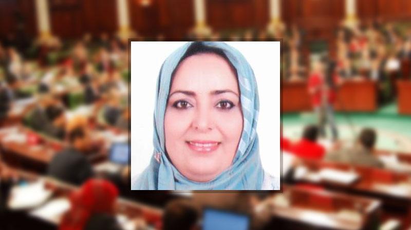 النائب سماح بوحوال تستقيل من كتلة الحرة وتنظم للنداء