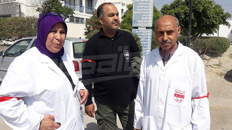 القيروان : المستشفى الجهوي في عجز بـ11 مليار والأعوان يحتجون