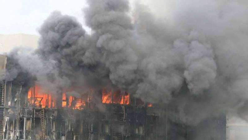 الصين :حريق في قاعة لغناء الكاراوكي يودي بحياة 18 شخصا