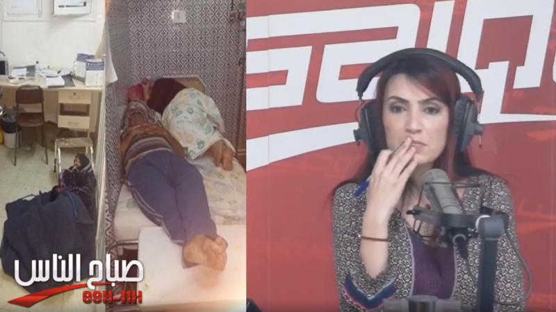 مرضى يفترشون الأرض والمبنج غائب: مستشفى بنزرت في حالة موت سريري