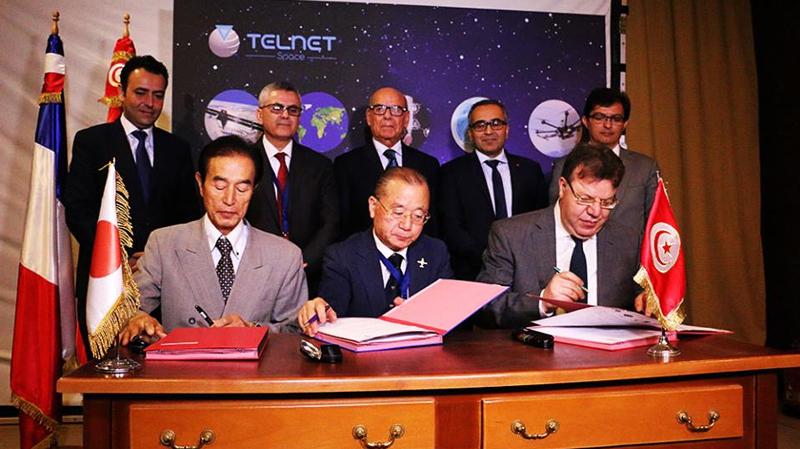 اتفاقية تونسية يابانية لتصنيع طائرات دون طيار في صفاقس