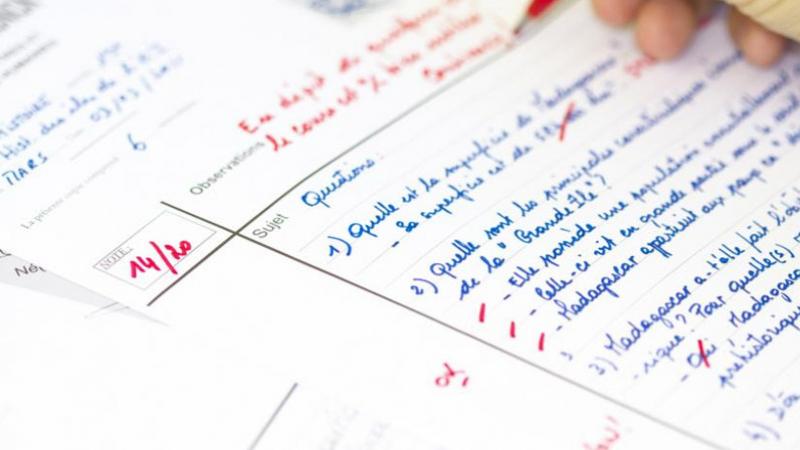في اجتماع جديد لجامعة الثانوي الجمعة: هل يُرفع قرار حجب الأعداد ؟
