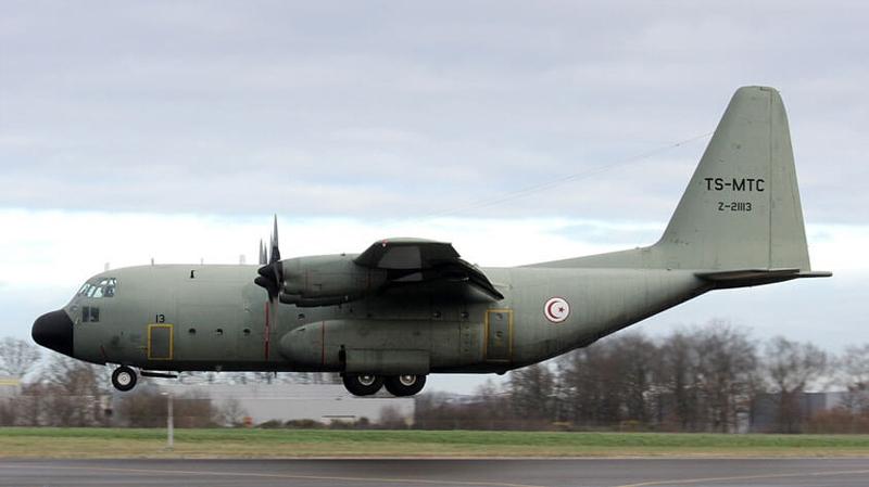 طائرة عسكرية تُؤمّن نقل المواد الإنتخابية الحساسة للانتخابات البلدية