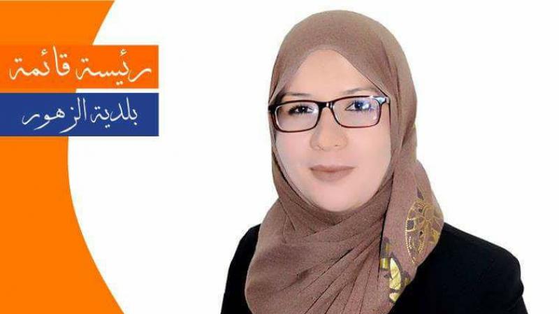 قائمة التيار الديمقراطي ببلدية الزهور من ولاية القصرين تقدّم برنامجها