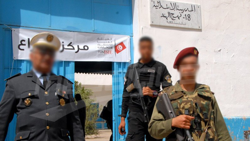 عتيد : إخلالات وعمليات هرسلة يوم اقتراع الأمنيين والعسكريين