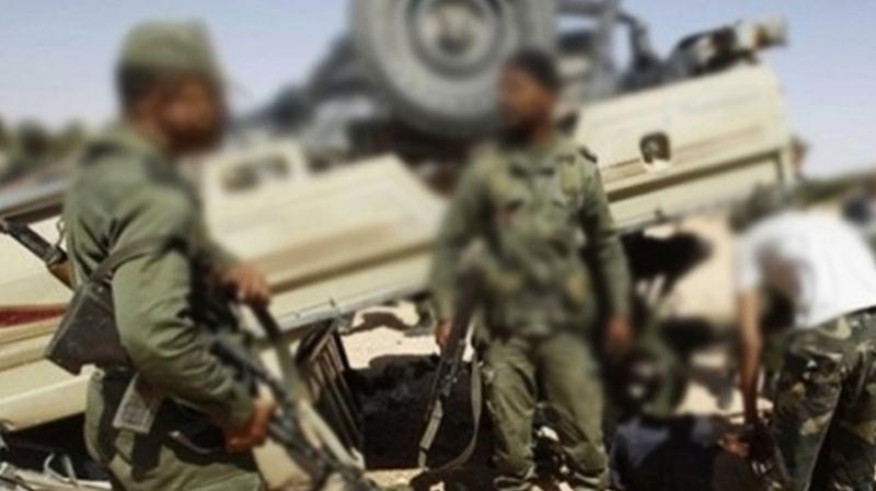 وفاة جندي وإصابة 3 آخرين في انقلاب شاحنة عسكرية
