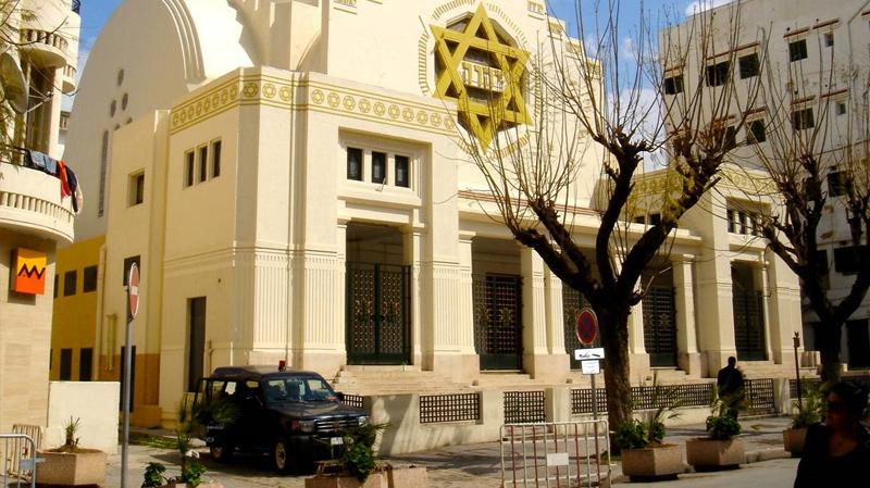 تعزيزات أمنية في محيط الكنيس اليهودي وسط العاصمة