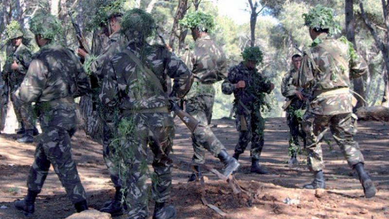 الجيش الجزائري يسترجع ترسانة حربية بها قاذفات صواريخ