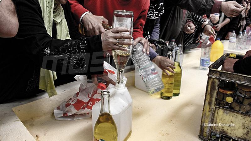 افتتاح نقطة لبيع الزيت المدّعم في السوق المركزي بالعاصمة