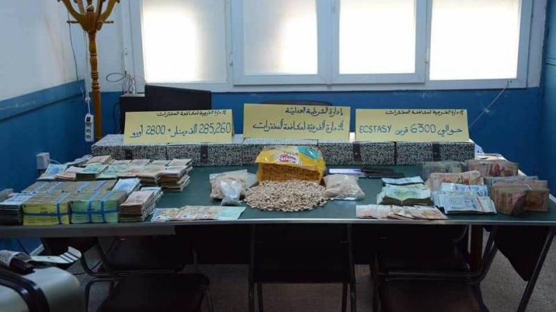تنشط بين أوروبا وتونس: الكشف عن عصابة مخدّرات دولية