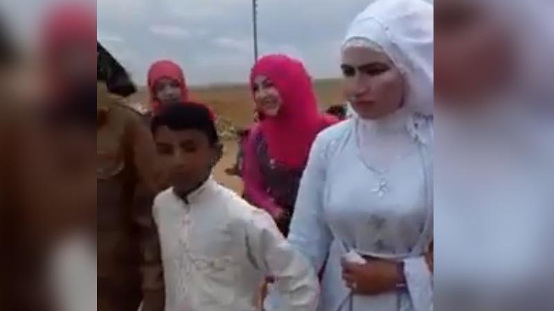 طفل الـ 12 يتزوّج بنت 31 عاما