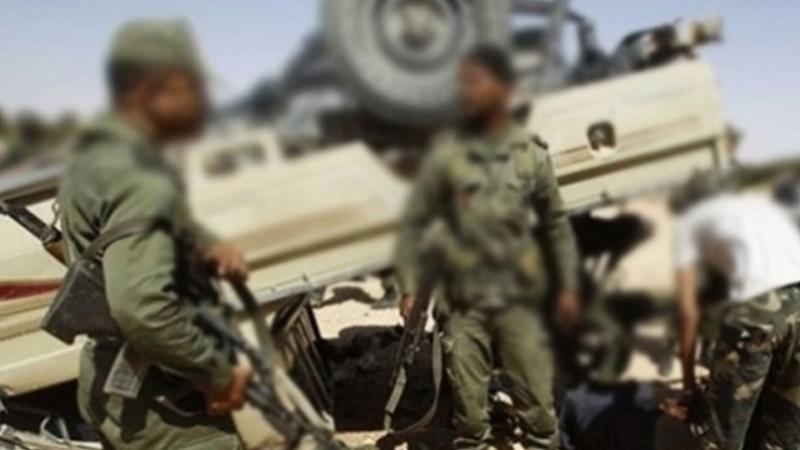 تطاوين: إصابة 3 جنود إثر إنزلاق سيارة عسكرية