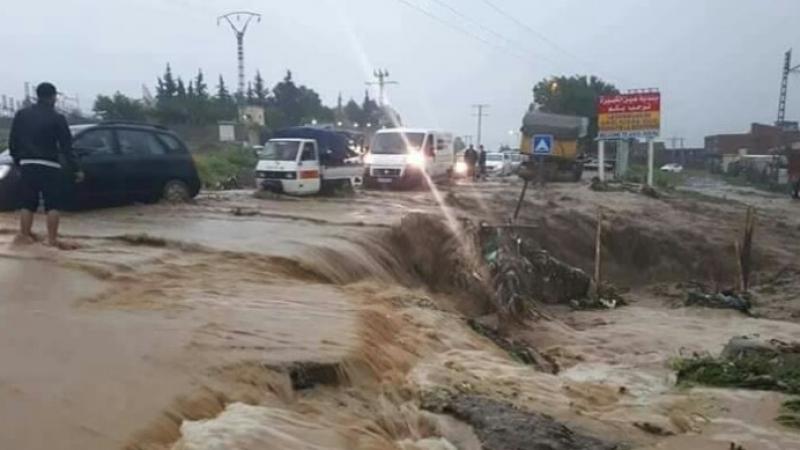 الجزائر: مقتل شخص وفقدان اخر جراء أمطار طوفانية في سطيف
