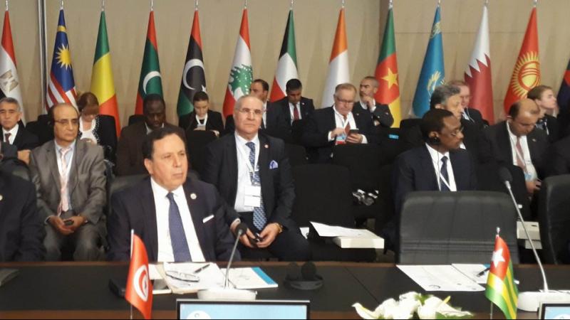 في قمة اسطنبول:تونس تدعو إلى التدخّل الفوري لايقاف الممارسات العدوانية