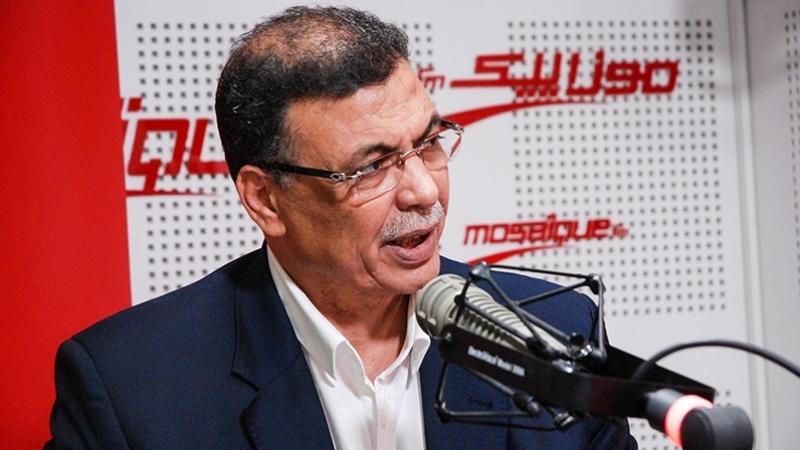 بوعلي المباركي: الإنسحاب من وثيقة قرطاج تقرّره مؤسسات الإتحاد