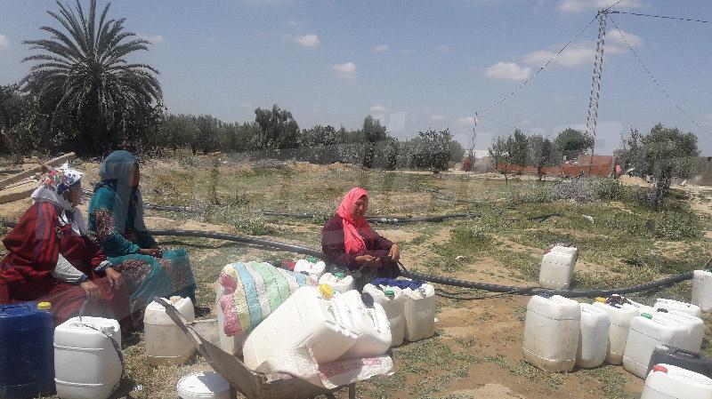 الشبيكة: أهالي الزوانية يناشدون السلطات انقاذهم من العطش
