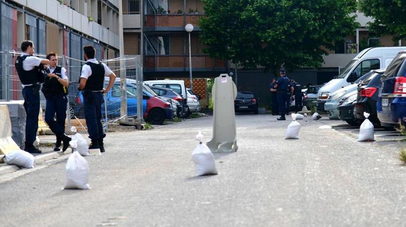 مسلّح يطلق النار على المارة في مرسيليا