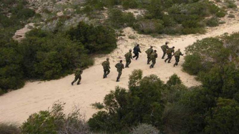 جبل السلوم:القضاء على عنصر إرهابي.. والعملية العسكرية متواصلة