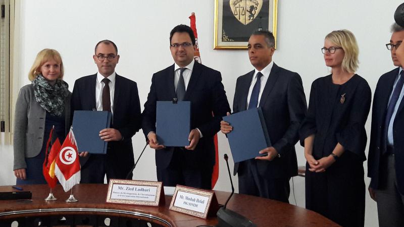 اتفاق تونسي الماني