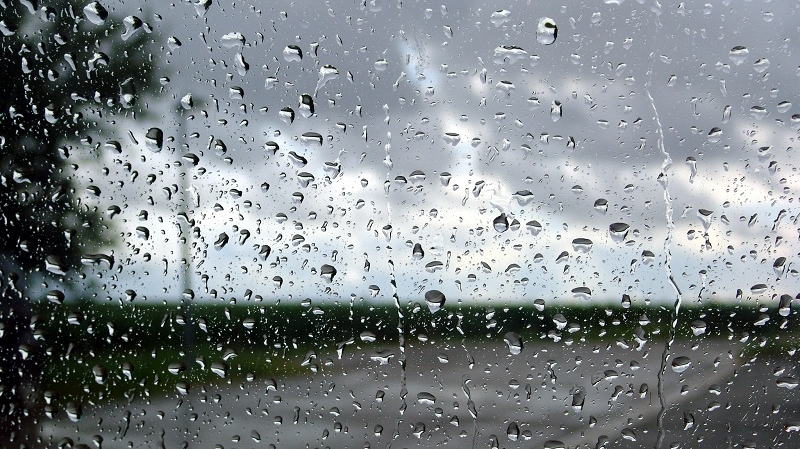 كمياتالأمطار المسجلة بعدد من مناطق البلاد