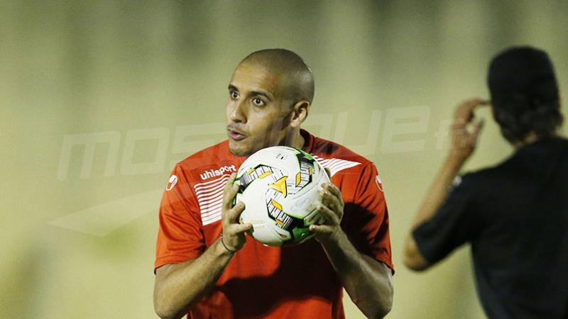 وهبي الخزري يغيب عن مباراة تونس والبرتغال