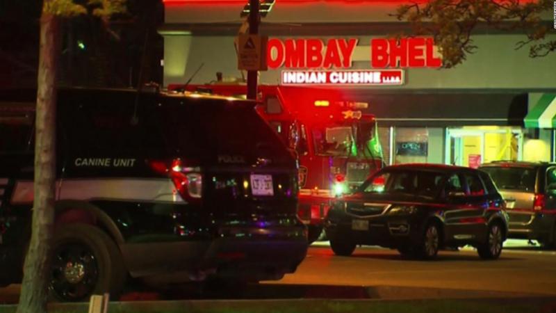 كندا: تفجير عبوة ناسفة داخل مطعم