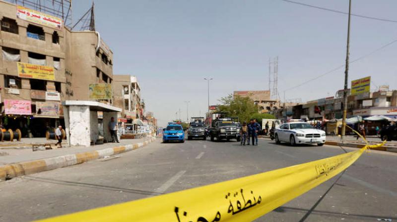 عبوتان ناسفتان تستهدفان مقر الحزب الشيوعي ببغداد