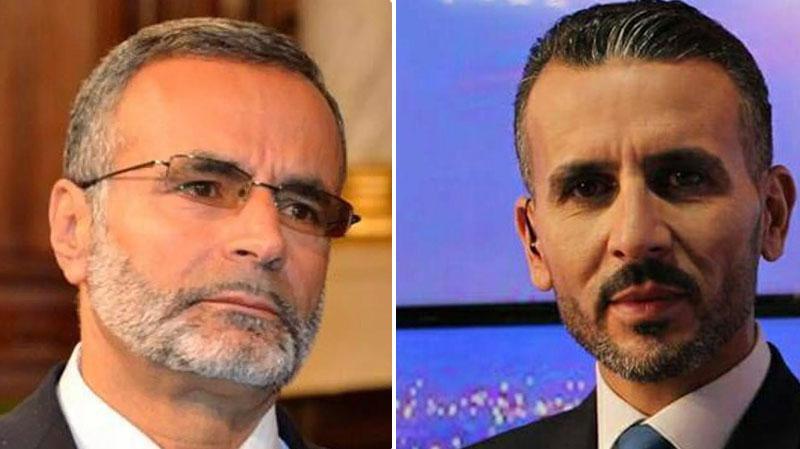 وليد الزريبي يقاضي عبد الرؤوف العيادي بتهمة التحريض على القتل