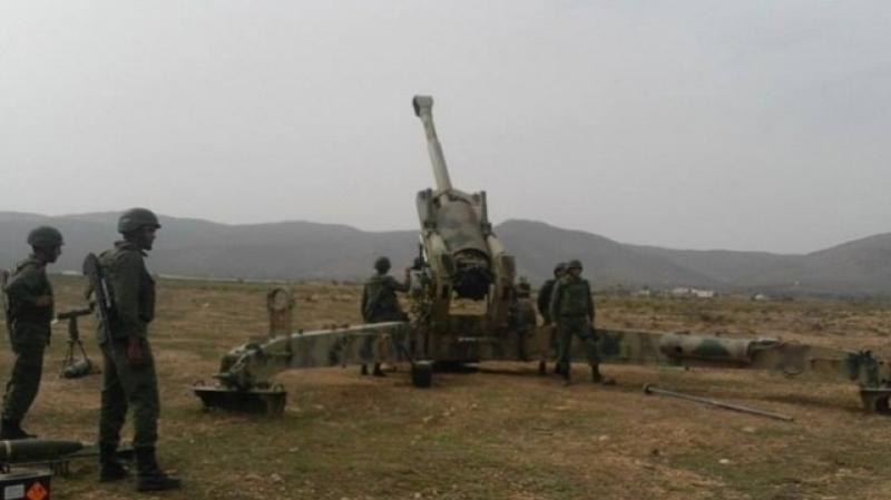 القصرين: الجيش يقصف مرتفعات جبل الشعانبي