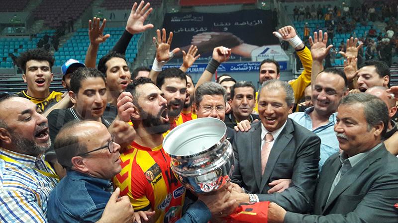 الترجي يُتوّج بكأس تونس لكرة اليد