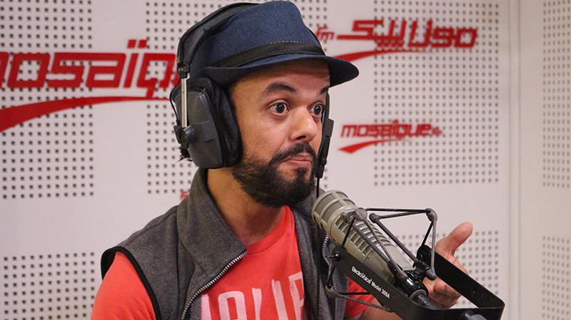 الممثل معز بعتور : أنا عاجز على منافسة بسام الحمراوي