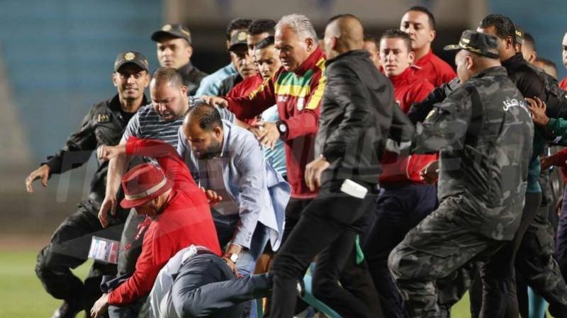 مباراة قوافل قفصة - بنقردان:هزم القوافل جزائيا وإقرار جملة من العقوبات