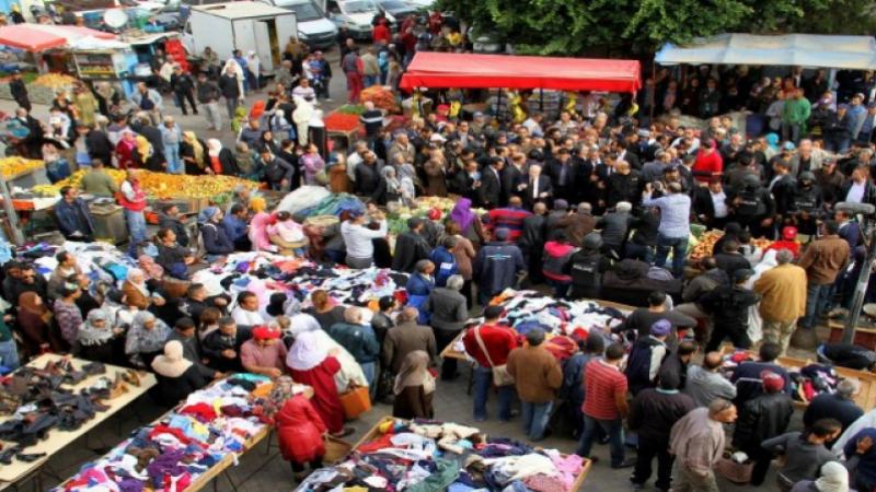 المنستير:انتصاب الأسواق المحيطة بالمعاهد ممنوع طيلة الباكالوريا