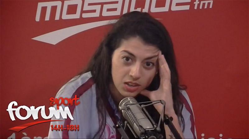 عزة بسباس: رئيسة الجامعة جات تصورت..وحتى مبروك ما قالتهاش