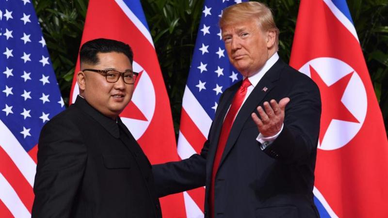 ترامب وكيم يوقعان 'الوثيقة'.. وقريبا نزع النووي