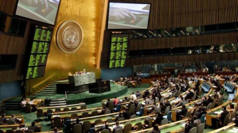 الأمم المتحدة: التصويت اليوم على قرار يدين عنف إسرائيل في قطاع غزة