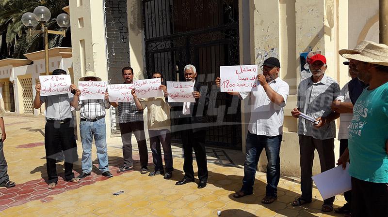 سيدي بوزيد: العبادلية يطالبون بفك عزلتهم