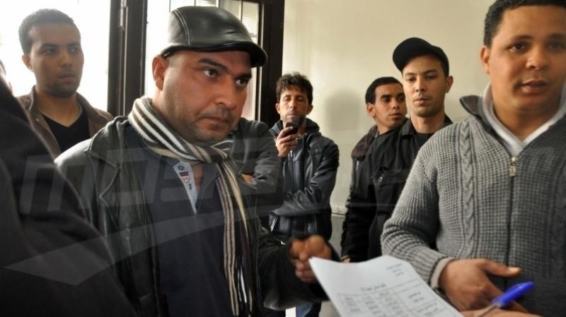 القصرين:فض اعتصام معطلين عن العمل بالقوة وإيقافات في صفوف المعتصمين